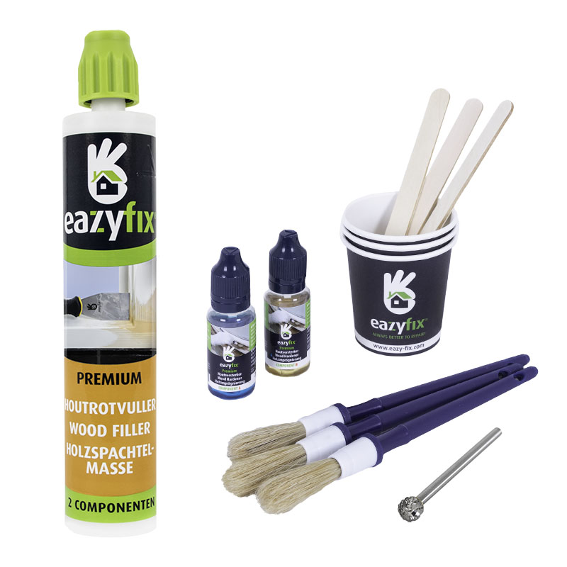 Wood repair kit